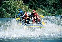 Rafting in Futaleufú